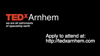 Apply to attend TEDxArnhem